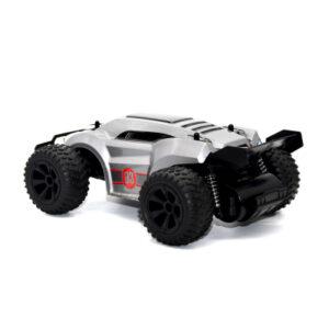 Fjärrstyrd bil med väggkörning, laddningsbar, 2.4Ghz, grå MIDAL