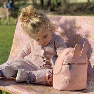 Barnryggsäckar & barnväskor
