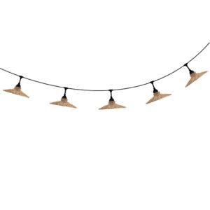 Flex Out Ljusslinga inkl Sari 29 cm MIDAL