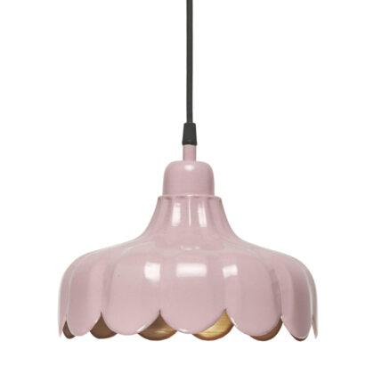 Wells fönsterlampa Rosa/Guld PR HOME