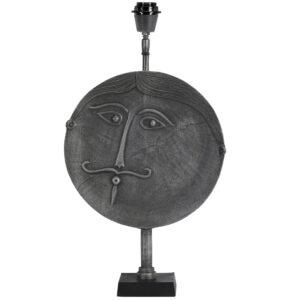 Mr Round Lampfot Grå 55 cm MIDAL