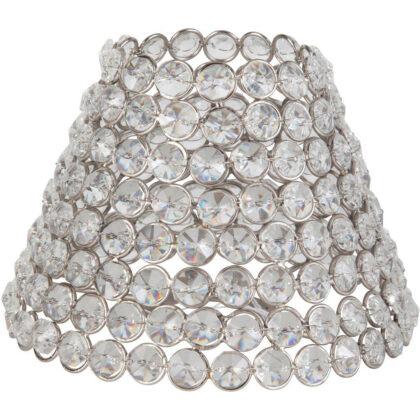 Classic Metallskärm Diamant 22 cm