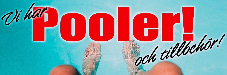 Pool och tillbehör MIDAL