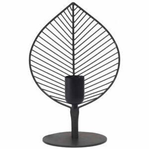Elm bordslampa Svart 32,5 cm MIDAL