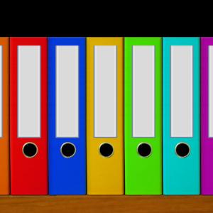 Arkiv & organisering
