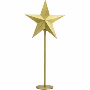 Nordic Star on base Pale gold 63 cm MIDAL