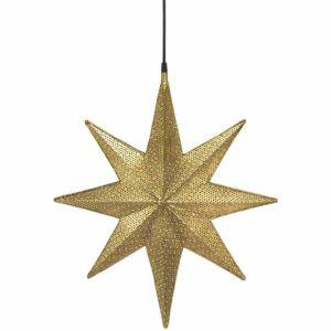 Capella Stjärna Guld 50 cm MIDAL