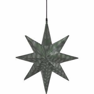 Capella Stjärna Grön 50 cm MIDAL