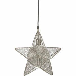 Rigel Stjärna Silver 40 cm MIDAL