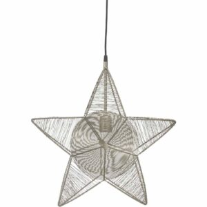 Rigel Stjärna Silver 50 cm MIDAL