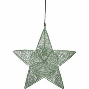 Rigel Stjärna Grön 50 cm MIDAL